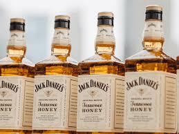 jack daniel s tennessee honey whiskey