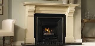 raised black granite fireplace hearth