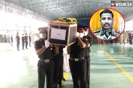 Colonel Santosh's Last Rites Today | Colonel Santosh Babu News