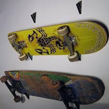 skateboard wall hanger skateboard
