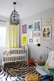 Zebra Rugs In The Nursery