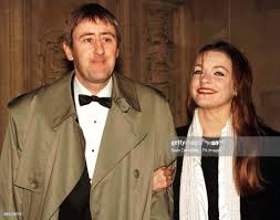 Nicholas Lyndhurst and Lucy Smith arriving at the Royal Albert Hall... News  Photo - Getty Images