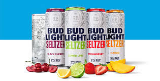 why bud light hard seltzer is under the