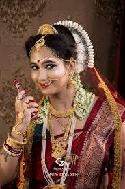 top makeup artist in kolkata saubhaya