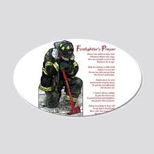 Firefighter Wall Decals Cafepress