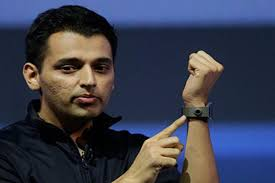 How accent shaming topped Pranav Mistry launching Galaxy Gear- Technology  News, Firstpost
