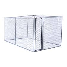 Chain Link Dog Kennel 5 X 10 X 6 On Sale Now Kent Building Supplies