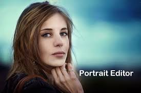 portrait retouching and makeup editor
