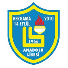 Bergama 14 Eylül Anadolu Lisesi - Accueil