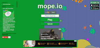 mope.io - unblocked games 66