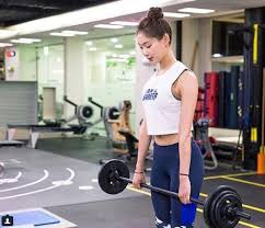 fitness model muscle queen miss korea