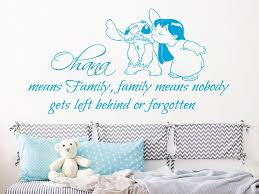 Stitch Lovers Lilo And Stitch Wall Decal Available Facebook