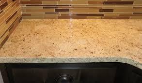 glass tile backsplash with no mess