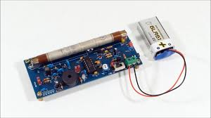 radiation detector diy kit test