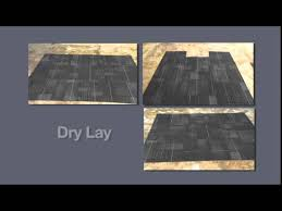 24x24 carpet tile installation you