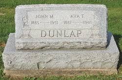 Ava Stewart Tedrick Dunlap (1887-1960) - Find A Grave Memorial
