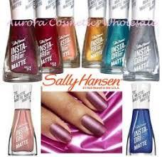 sally hansen whole cosmetics