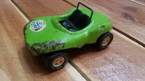 Tonka Vintage Metal Convertible Buggy Green Decal Ebay