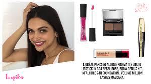 loreal dubai best makeup artist in