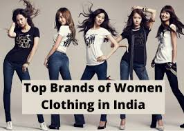 brands of women clothing in india