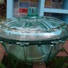 best blue candy dish with lid products