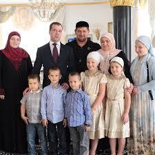 Дети Кадырова Фото