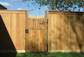 Wood Gates Houston Tx Texas Fence