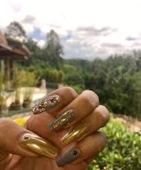 laque nails 3 weeks after i got them