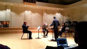 Abel Ehrlich - Brass Trio - YouTube