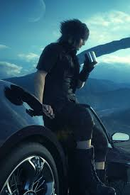 video game final fantasy xv 640x960