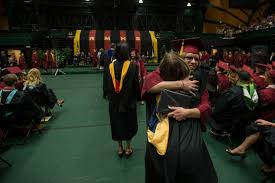 Rocky Mountain High School graduation 2019 in Fort Collins