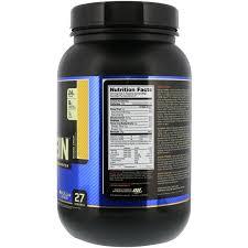 optimum nutrition gold standard 100