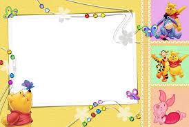 Tarjetas De Cumpleanos Winnie Pooh Gratis Para Ver Desde El