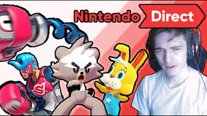 NINTENDO DIRECT LIVE REACTION (March 26 ...