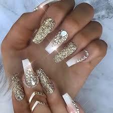 Pin by Aarika Turner on Nails   Luxury nails, Swag nails, Pointy nails