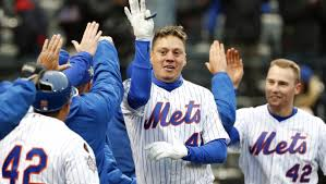 Wilmer Flores hits walk-off homer in 3-2 Mets win over the Brewers