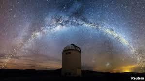 Resultado de imagen de La Galaxia Vía Láctea
