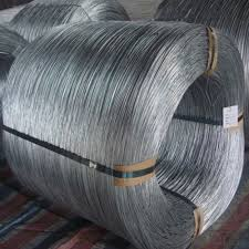 Buy Galvanized Iron Wire For Chain Link Fence Use 400 Usd Per Ton Price Size Weight Model Width Okorder Com