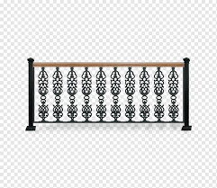 Window Guard Rail Iron Fence Wrought Iron Fence Pickets Balcony Garden Guard Rail Iron Fence Png Pngwing