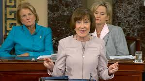 Susan Collins becomes first Republican senator to say yes to witnesses in  impeachment trial - CNNPolitics