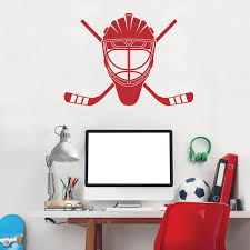 Goalie Life Wall Decal Labeldaddy