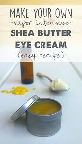 shea er eye cream recipe
