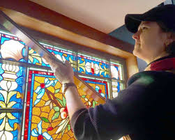blackwells leaded glass stained and