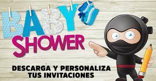 Invitaciones Para Baby Shower Virtuales Baby Viewer