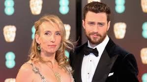 Aaron Taylor-Johnson Wishes Wife Sam a Happy 50th Birthday With a ...