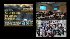 Water Isotope Working Group 2020 Summer Update - YouTube