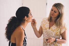 about eco makeup artist