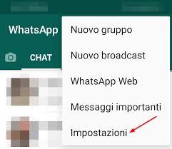 Come bloccare l'accesso a WhatsApp con l'impronta digitale