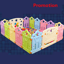 2 4 Square Meters 14pcs Baby Game Fence Baby Crawling Safety Guard Toddler Fence Child Safety Playpen Baby Playpens Aliexpress