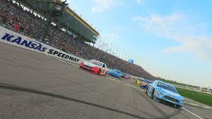 TV schedule for Kansas race ...